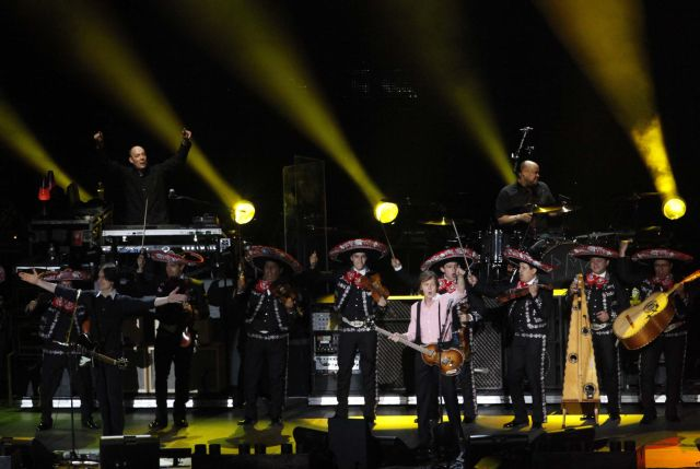 McCartney seduce a México