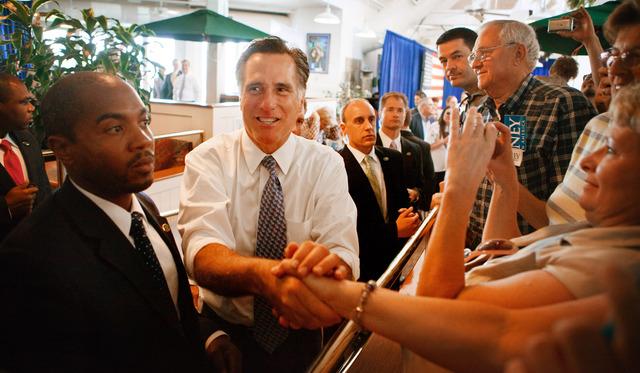 Romney se disculpa