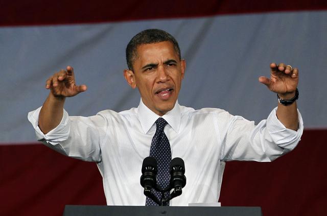Declaración de Obama enciende   debate político
