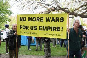 Fuertes voces se levantarán contra la guerra y las armas nucleares