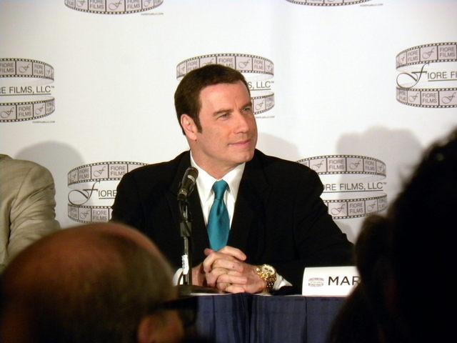 """Rechazan a Travolta en hotel por """"conducta inapropiada"""""""