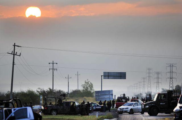 Hallan 49 cuerpos mutilados en Nuevo León