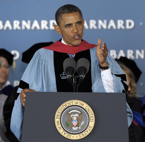 """Obama apela a mujeres y jóvenes para liderar """"cambio"""""""