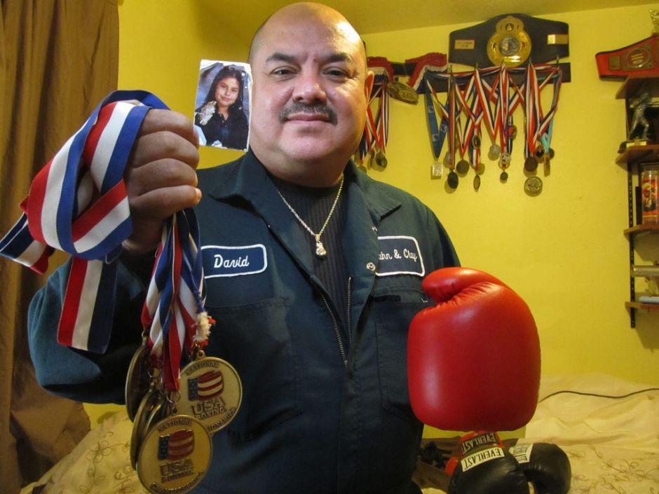 El papá de Marlen Esparza exalta sus 11 años de lucha por ser olímpica