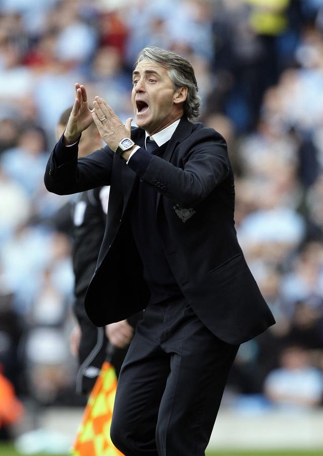 Mancini: 'Fue duro pero muy merecido'