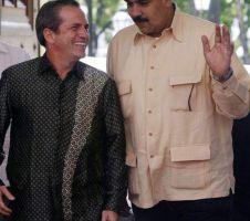 Venezuela insiste en  reclamación de Aponte