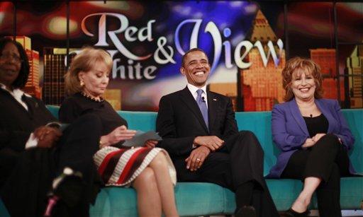 """Un """"View"""" de Obama"""