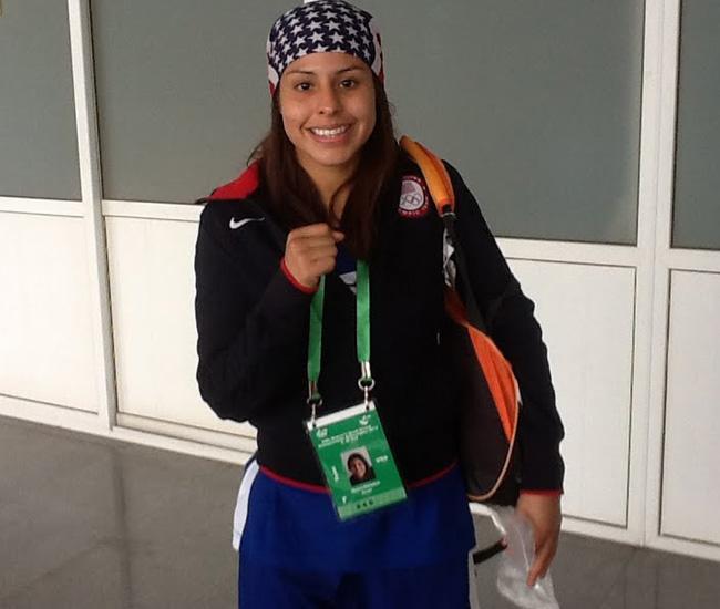 Marlen Esparza cumple: calificó a Juegos Olímpicos