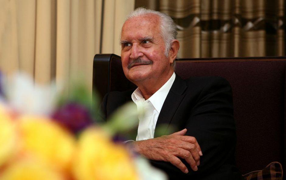Murió Carlos Fuentes