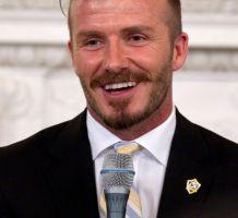 Beckham emocionado por llevar la antorcha olímpica