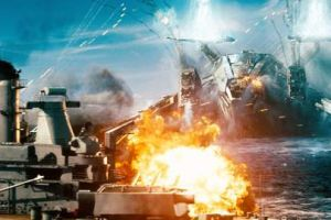 'Battleship' ridículo