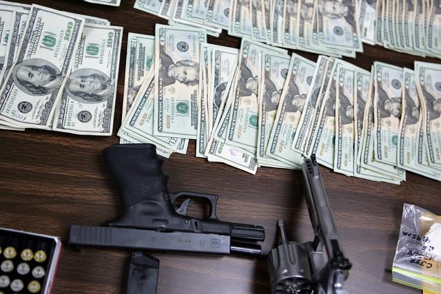 El lavado de dinero es grave en los EEUU