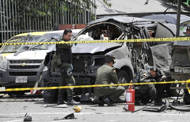 Ataque era 'para desestabilizar' al presidente Santos