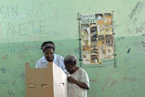 Echada la suerte en la República Dominicana