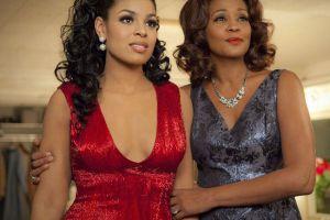 Whitney Houston celebra con Sparks
