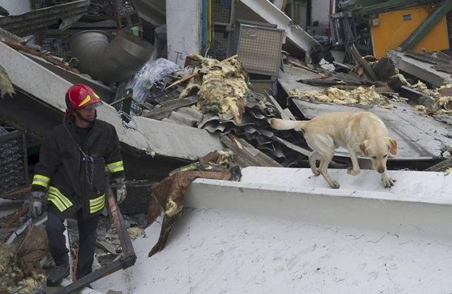 Al menos siete muertos deja terremoto en Italia