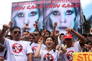 Lady Gaga dará otro concierto en Filipinas
