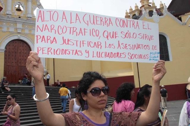 En Veracruz impera la ley del silencio