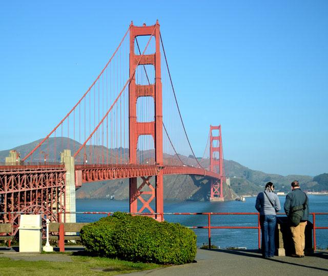 Golden Gate cumple 75 años