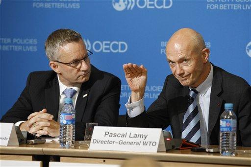 La OCDE invita a Rusia a trabajar para su adhesión