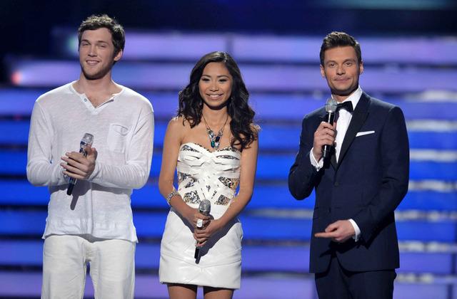 Se quedó segunda Jéssica Sánchez tuvo que conformarse con la segunda posición en American Idol
