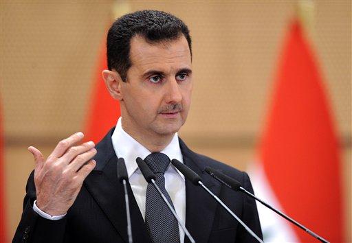 Bashar Al Assad ha sido defendido por Teherán alegando intromisión extranjera en asuntos internos.