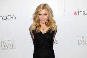 Madonna, lista para gira