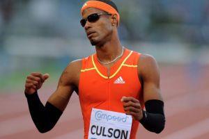 Boricua Culson se impone en 400 con vallas