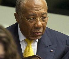 Condenado exdictador liberiano Taylor