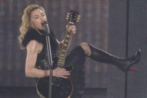 "Madonna ""electrifica"" Israel al iniciar gira mundial (Fotos)"