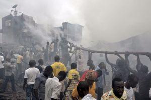 Más de 150 muertos en accidente de avión en Nigeria