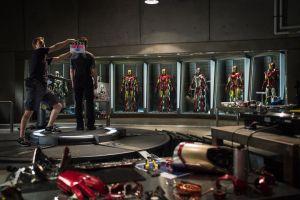 Inicia rodaje de 'Iron Man 3'