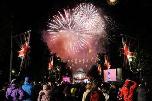 Espectacular concierto para Isabel II
