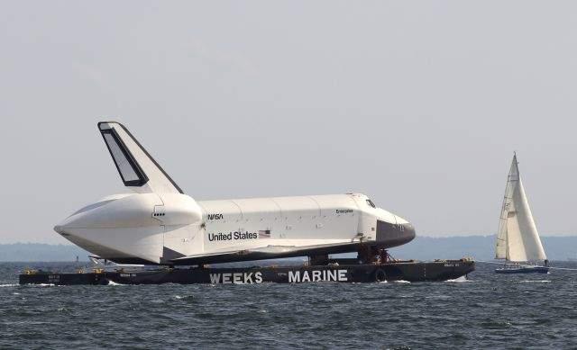 El Intrepid esperará un día más por el Enterprise