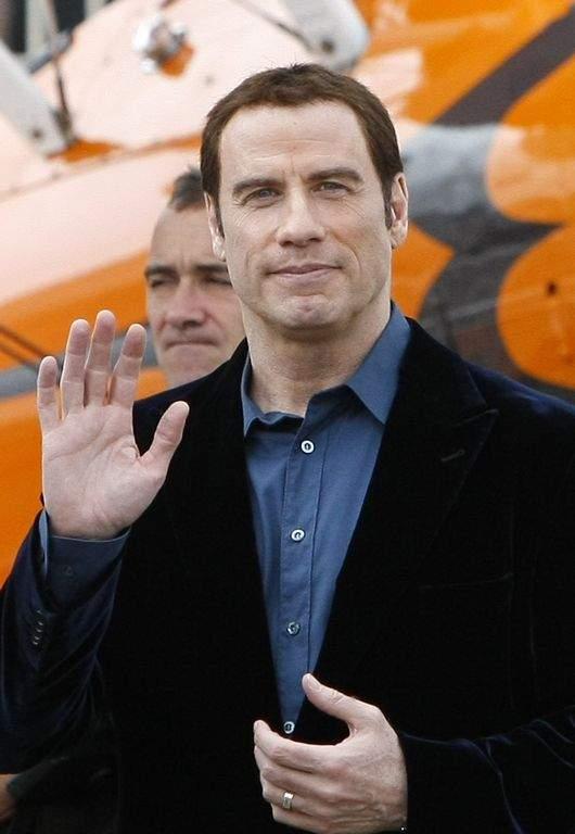 El actor John Travolta.