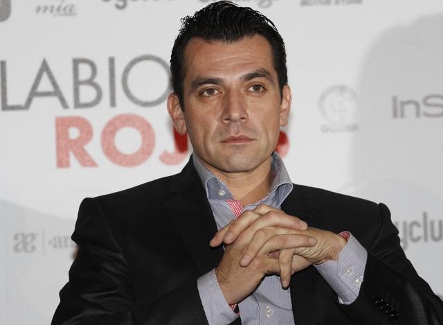 El actor Jorge Salinas.