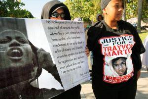Recuerdan la muerte de Trayvon Martin