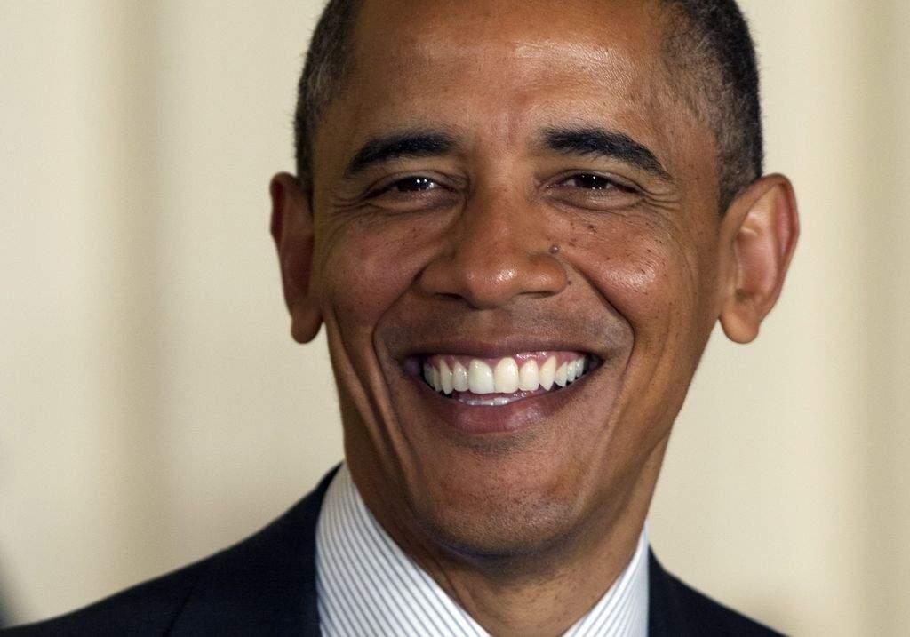 Según varias encuestas nacionales, Obama cuenta con el 47.7 % de los posibles votos para las elecciones presidenciales de noviembre.