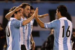 Brasil-Argentina de amistoso nada