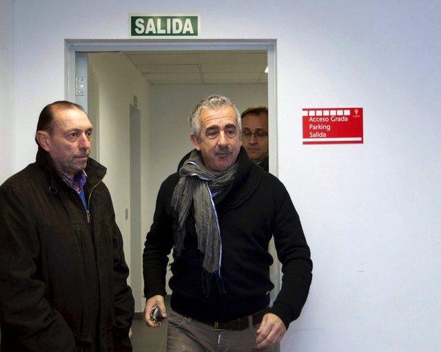 El Villarreal iba a presentar hoy a 'Manolo' Preciado.