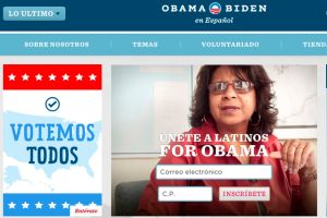 Una campaña para latinos
