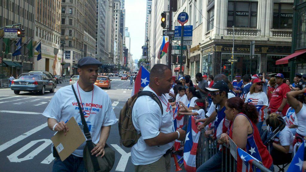 """""""Voto Boricua, Pa' que tú lo sepas"""" busca que los puertorriqueños dejen escuchar sus voces en las urnas."""