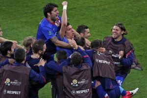 Croacia amenaza en el Grupo C