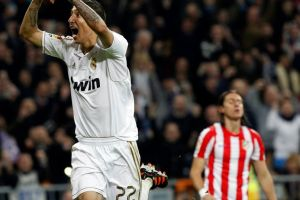 Di María firma con el Real Madrid hasta 2018