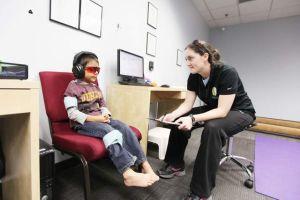 Terapia cambia la vida de niños autistas