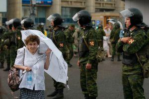 No se dejan amedrentar en Moscú