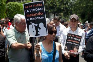 Gobierno: Los Zetas se atribuyen crimen de periodista en México