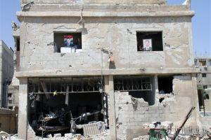 ONU: En Siria puede haber crímenes contra la humanidad