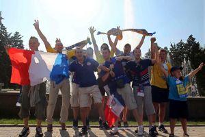 Fotos: Ucrania cae 2-0 ante Francia
