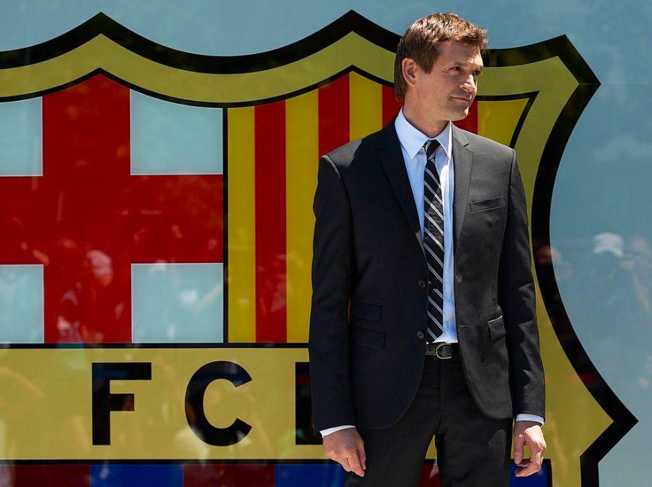 Tito Vilanova ya es el nuevo técnico del Barcelona